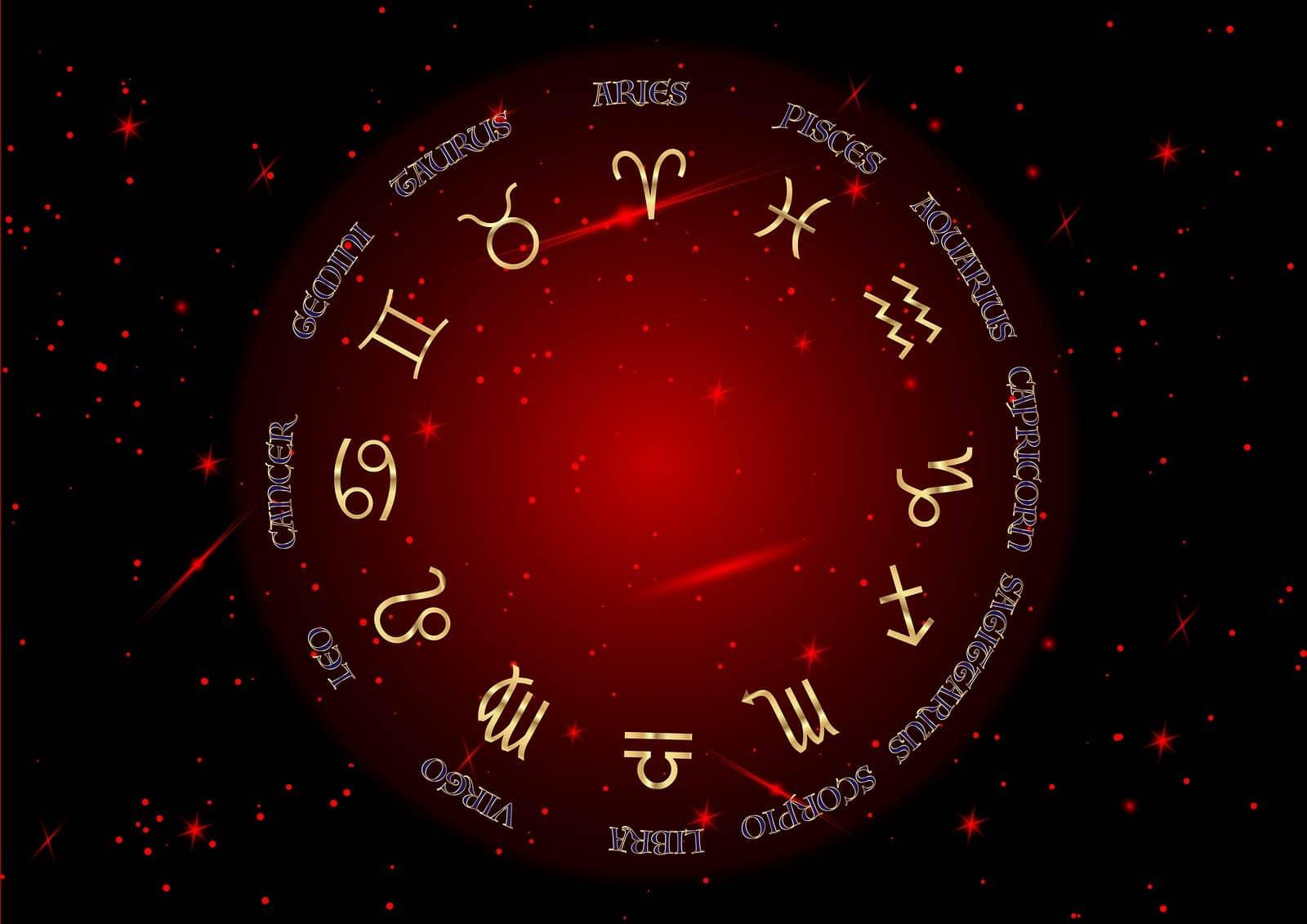Usporedni horoskop – Vaga i 12 horoskopskih znakova