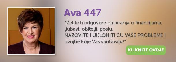 Ava, Ava 447, 24astro , savjet, upitajte, astro, zapisano u zvjezdama