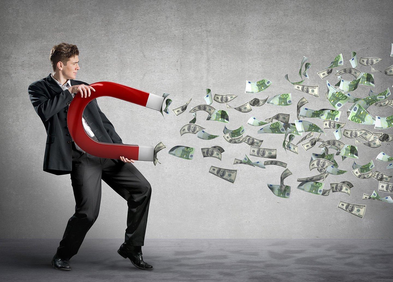 Postanite magnet za novac u pet jednostavnih koraka!