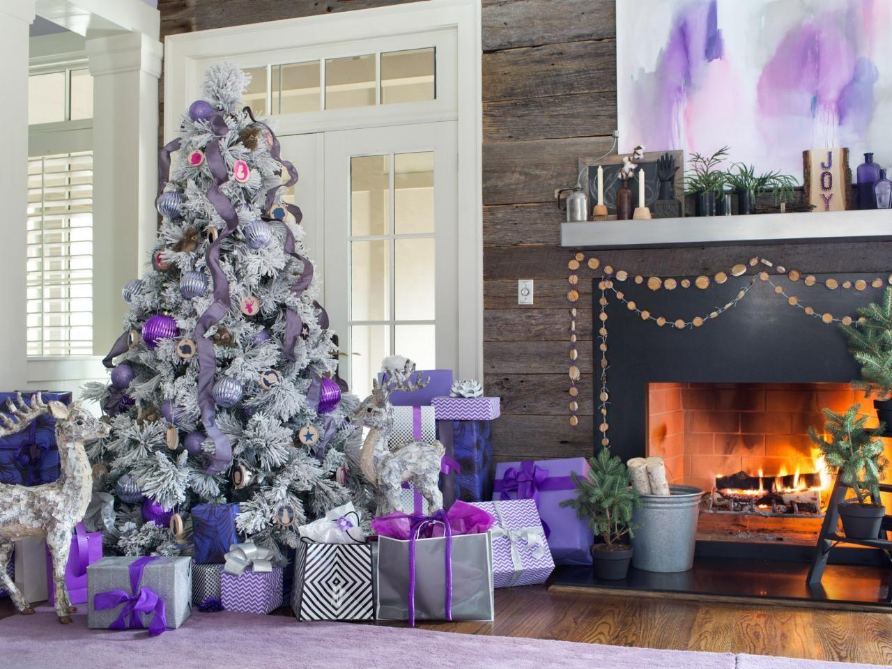 christmas tree decorations - HD1024×768