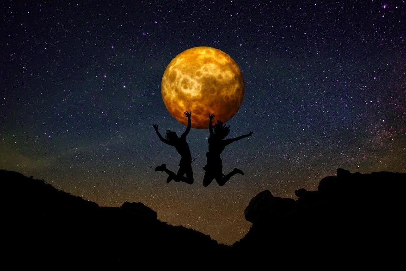 Magija mladog Mjeseca za osobe koje žele živjeti bogatijim životom!
