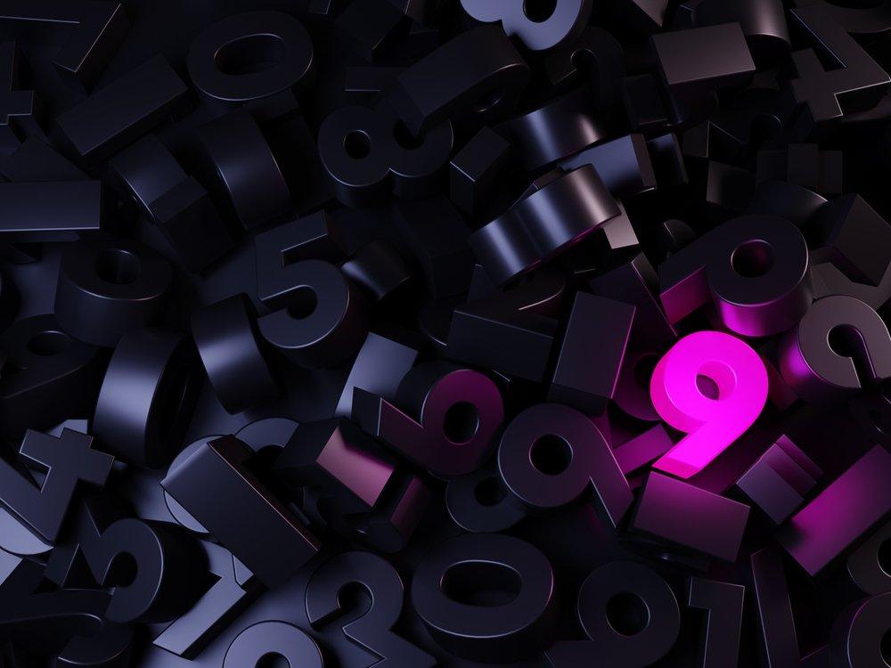 Numerologija broja 9 - zašto su devetke posebne?
