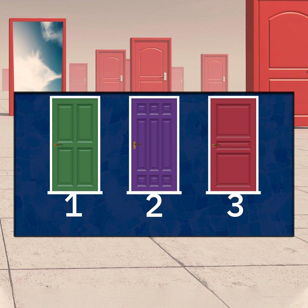 Koja vrata biste otvorili i što Vam to otkriva?