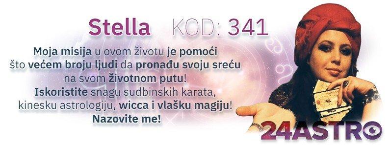 Astro savjetnica Stella - kod 341