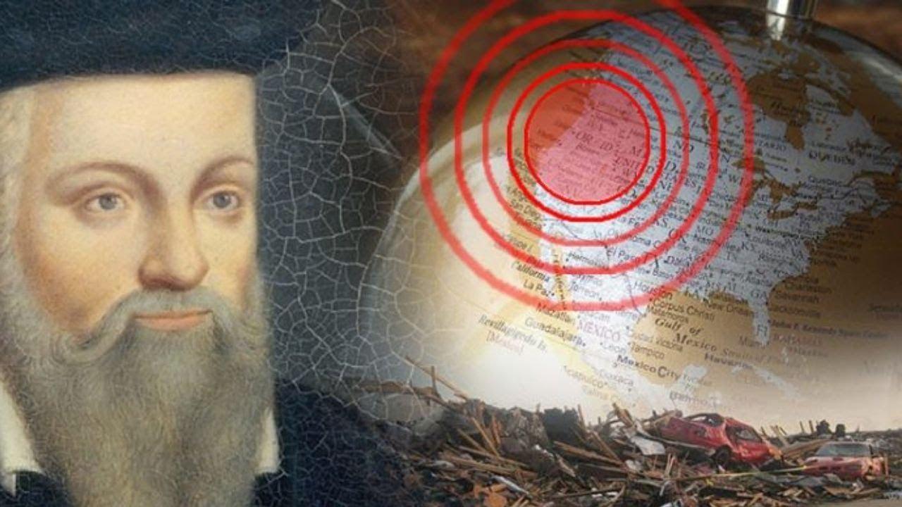 Nostradamusovo predviđanje za 2020. godinu!
