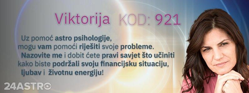 Astro savjetnik Viktorija - kod 921