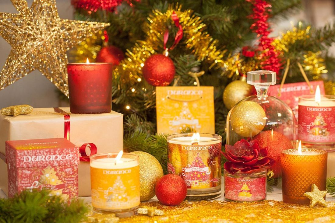Besplatna božićna magija svijeća koja donosi obilje