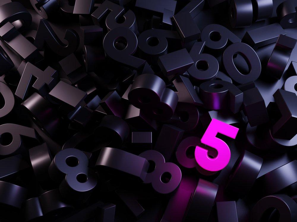 Numerologija broja 5 - Petice žive svaki dan kao da im je posljednji!