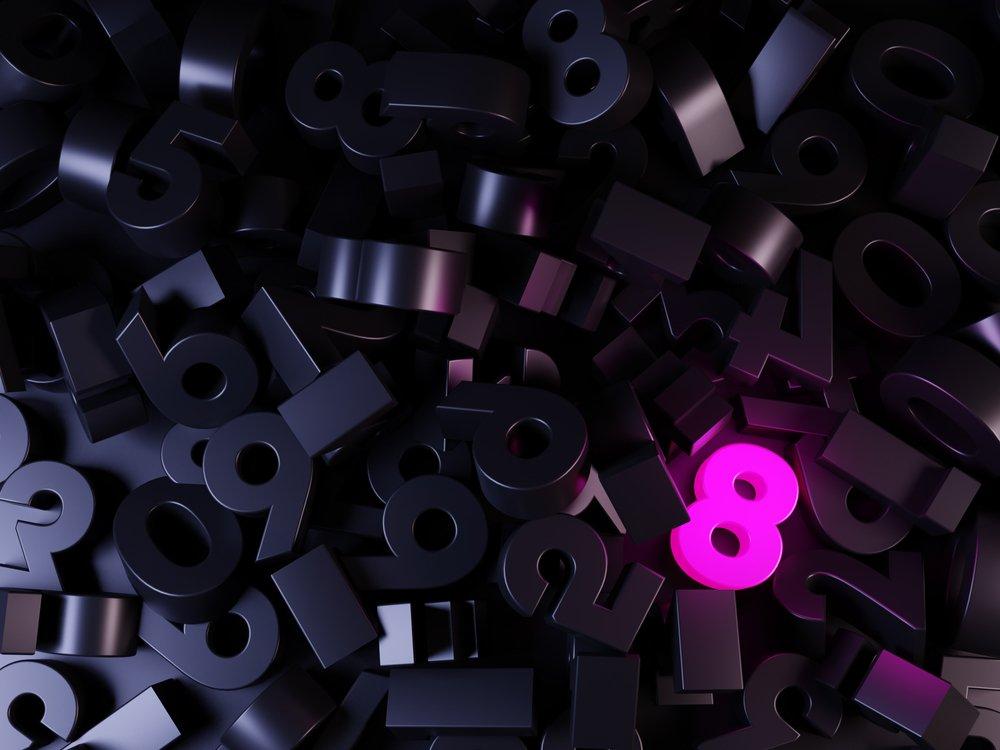 Numerologija broja 8 - Beskonačne osmice