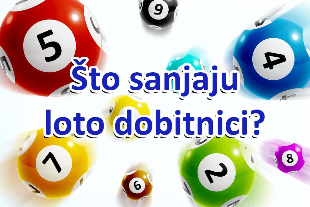 Loto - Znakovi da morate uplatiti igre na sreću